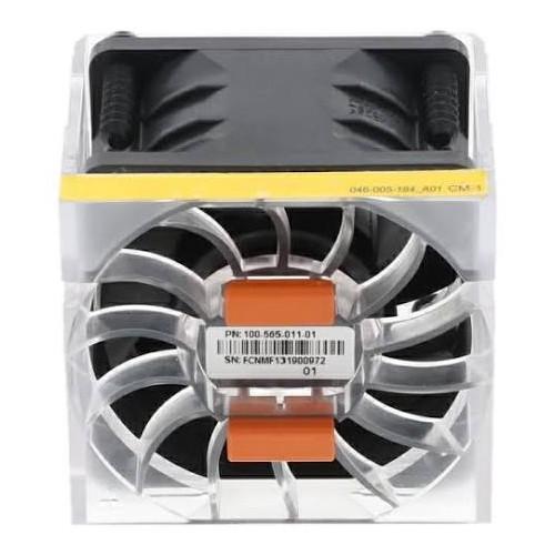 Montaż wentylatora EMC | 046-005-184