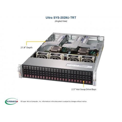 Serwer Supermicro - SuperServer 2029U-TR4 (Black) | SYS-2029U-TR4