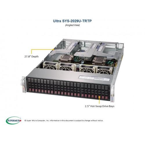 Serwer Supermicro - SuperServer 2029U-TR4T (Black) | SYS-2029U-TR4T