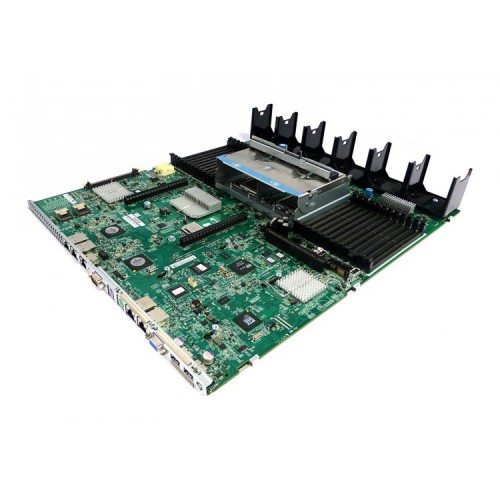 SystemBoard HP DL385 G7, Socket G34, dla procesorów AMD Opteron 61xx/62xx, 2 x CPU, 24 x Ram / 2x USB, 2x Ps/2, 4x RJ45, Serial
