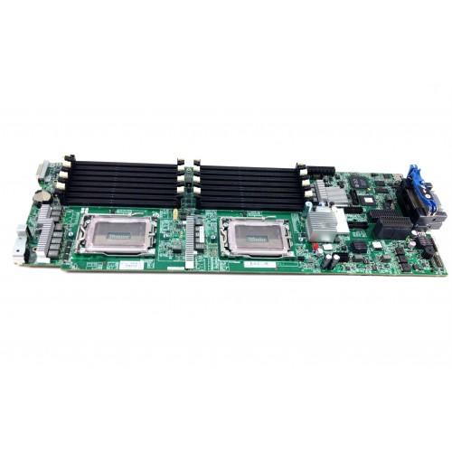 SystemBoard HP BL465 G8, Socket G34, dla procesorów AMD Opteron 63xx, 2 x CPU, 16 x Ram - 706568-001
