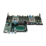 SystemBoard DELL R720 R720XD V2, Socket FCLGA2011, dla procesorów Intel Xeon E5-26xx/E5-26xx v2, 2 x CPU, 24 x Ram / 2x USB, RJ