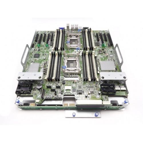 Płyta główna HP ML350P G8, Socket FCLGA2011, 2 x CPU, 16 x Ram / 1x COM, 5x RJ45, 4x USB, VGA - 667253-001