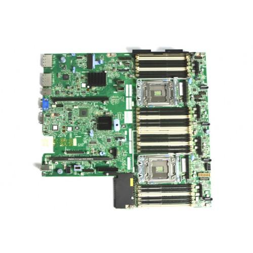SystemBoard IBM x3650 M4 V2, Socket FCLGA2011, dla procesorów Intel Xeon E5-26xx v2, 2 x CPU, 24 x Ram / 4x USB, Serial, 5x RJ4
