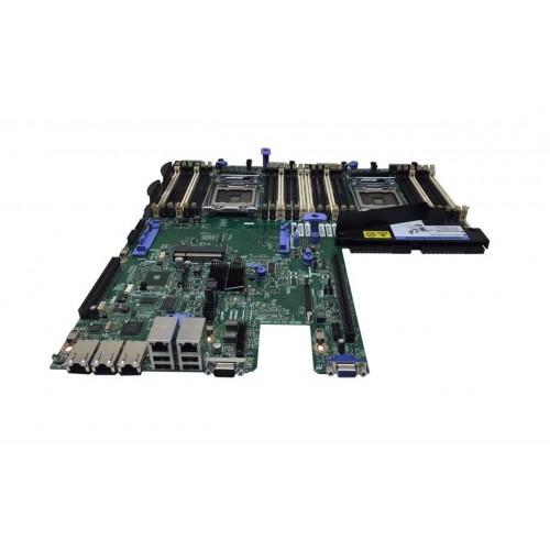 SystemBoard LENOVO x3550 M4, Socket FCLGA2011, dla procesorów Intel Xeon E5-26xx v2, 2 x CPU, 24 x Ram / 4x USB, 5x RJ45, Seria