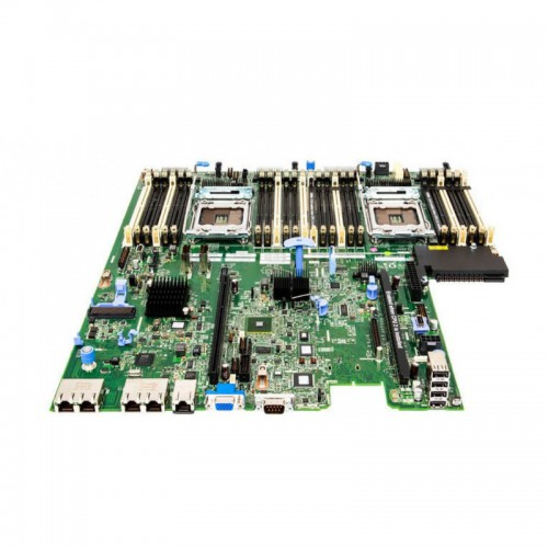 Płyta główna IBM x3650 M4, Socket FCLGA2011, dla Intel Xeon E5-26xx v2, 2 x CPU, 24 x Ram / 1x COM, 5x RJ45, 4x USB, VGA - 00