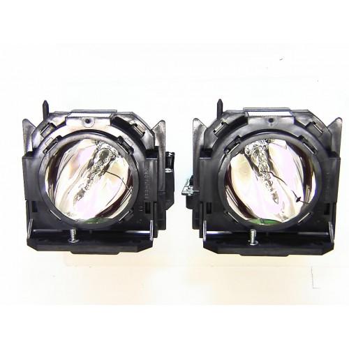 Oryginalna Podwójna Lampa Do PANASONIC PT-D6000 Projektor - ET-LAD60W / ET-LAD60AW