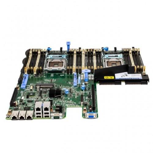 SystemBoard IBM x3550 M4 v2, Socket FCLGA2011, dla procesorów Intel Xeon E5-26xx v2, 2 x CPU, 24 x Ram / 4x USB, Serial, 5x RJ4