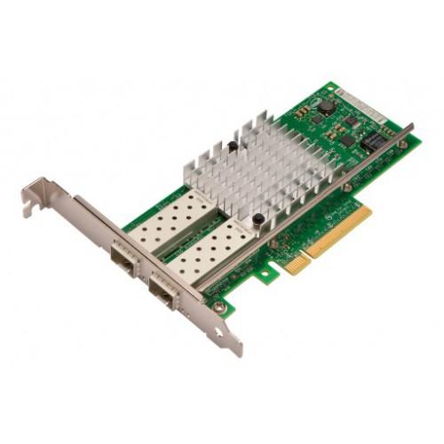 Karta sieciowa DELL PCIE, SFP, X520DA2 XYT17 - XYT17