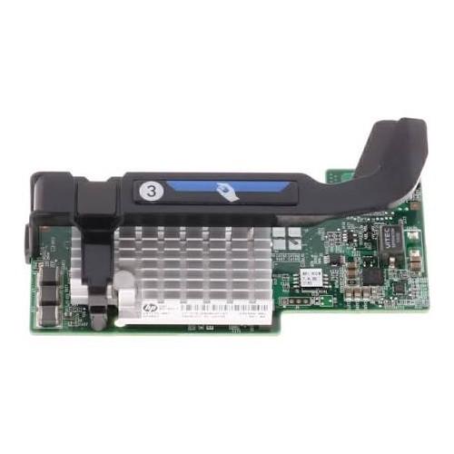 HP, Karta Rozszerzeń FLEX-10 530FLB FIO Adapter - 657132-001