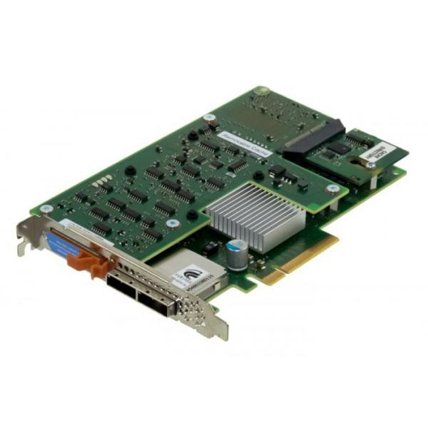 IBM, Karta Rozszerzeń SAS RAID Adapter 2x PCI-E 3GB x4 - 46K6111
