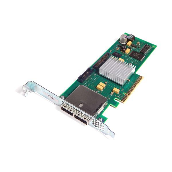 IBM, Karta Rozszerzeń PCI-E Disk/Tape Adapter 2x PCI-E 3GB x8 - 44V8580