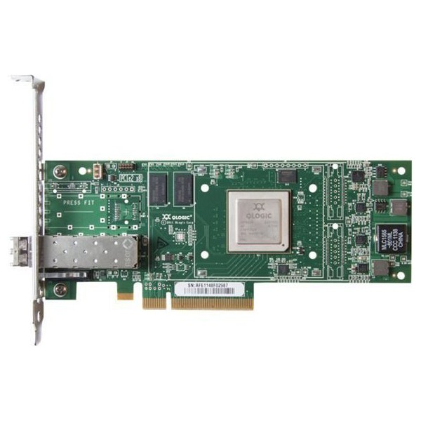 IBM, Karta Rozszerzeń HBA SN1000Q 1x FC 16Gb trancievery w zestawie - SN1000Q