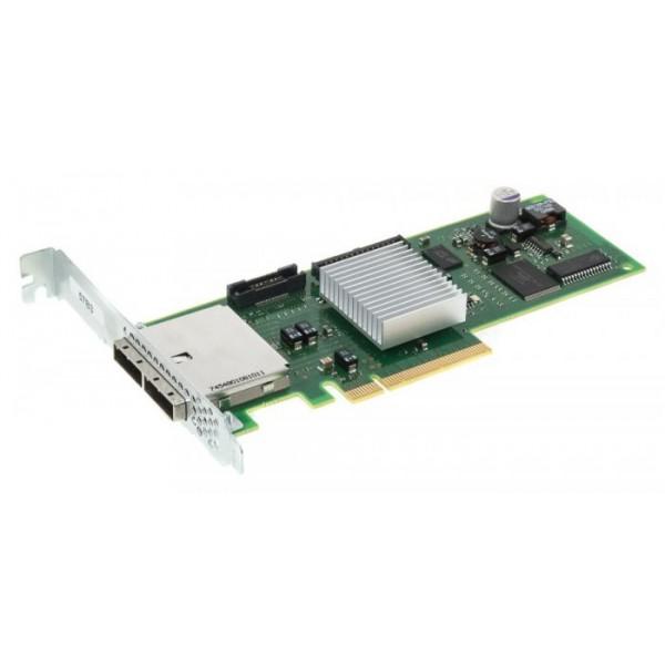 IBM, Karta Rozszerzeń PCI-E 2-PORT SAS Raid Adapter for Power - 46K5840