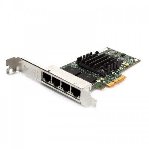 NETAPP, Karta Rozszerzeń PCI-E 4x RJ45 1Gb - X1049B-R6