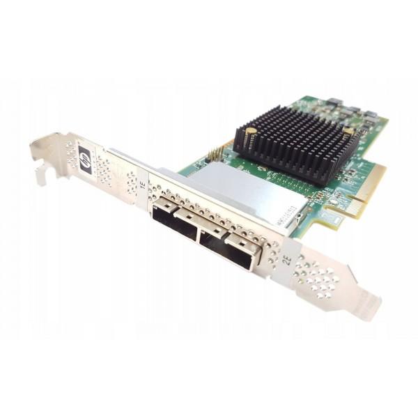 HP, Karta Rozszerzeń PCI-E SPS H221 HBA dla ProLiant Gen8 - 638836-001