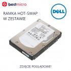 """DELL Dysk HDD SAS F439D 2.5"""" 600GB 10K RPM - F439D"""