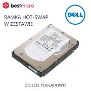 DELL Dysk HDD SAS 300GB 2.5in 15K 12Gb - YFKXK