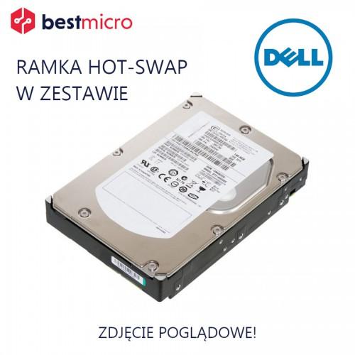 "DELL Dysk HDD SAS ST9146853SS 2.5"" 146GB 15K RPM - 61XPF"