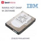 IBM Dysk HDD SAS 3TB 7.2K RPM - 2107-2858