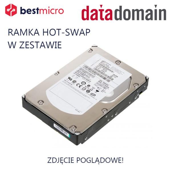DATADOMAIN Dysk HDD SATA 500GB 7.2K RPM - X-500-500GB