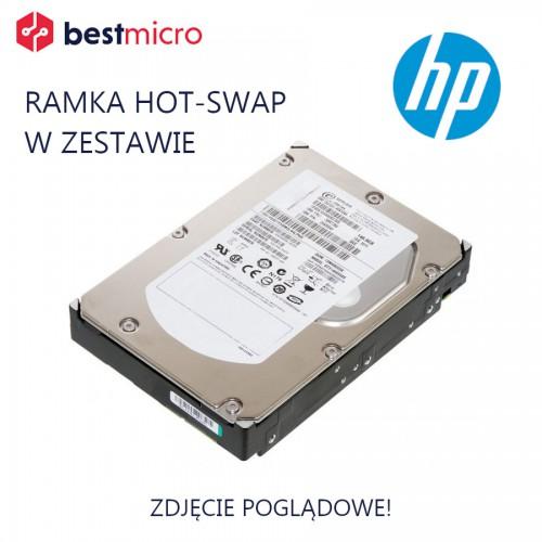 """HP Dysk HDD SAS DP 2.5"""" 146GB 15K RPM - 512744-001"""