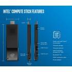 Inter Compute Stick BOXSTK1AW32SC x5-Z8300