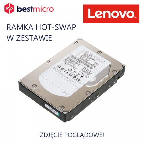 """LENOVO Dysk HDD SAS 300GB 2.5"""" 15K 6Gb/s - 81Y9670"""