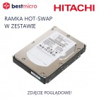 HDS Dysk HDD SATA 2TB 7.2K RPM - DF-F800-AVE2K