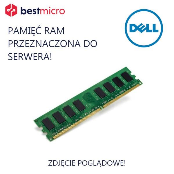 DELL Pamięć RAM, DDR2 16GB 667MHz, 2x8GB, PC2-5300, ECC - SNPM788DCK2/16G