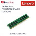 LENOVO 16GB TruDDR4 2666 MHz (2Rx8 1.2V) RDIMM - 7X77A01303