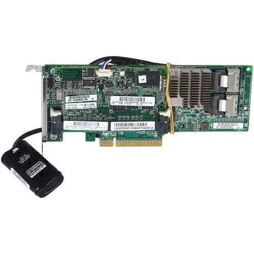 HP, Kontroler RAID FBWC PCI-E Smart Array P420, 2x SAS, 1GB - 631670-B21