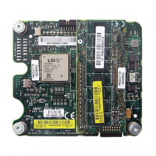 HP, Kontroler RAID PCI-E Smart Array P7010M, 4x SAS, 512MB - 508226-B21