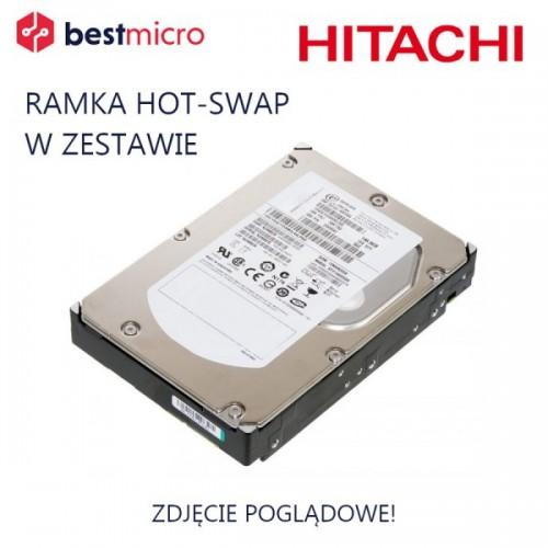 """HITACHI 5529292-A - Dysk HDD FC 3.5"""" 2Gb/s 146GB 15k RPM"""