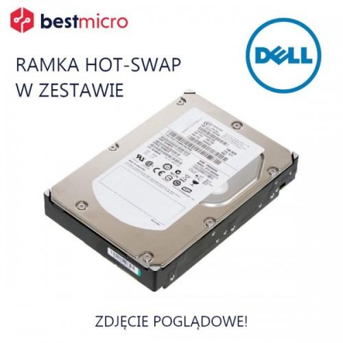 """DELL TNX32 - Dysk HDD SAS 2.5"""" 6Gb/s 900GB 10k RPM"""