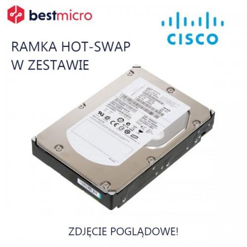 """CISCO UCS-HDD1TI2F212 - Dysk HDD SAS 3.5"""" 3Gb/s 1TB 7.2k RPM"""