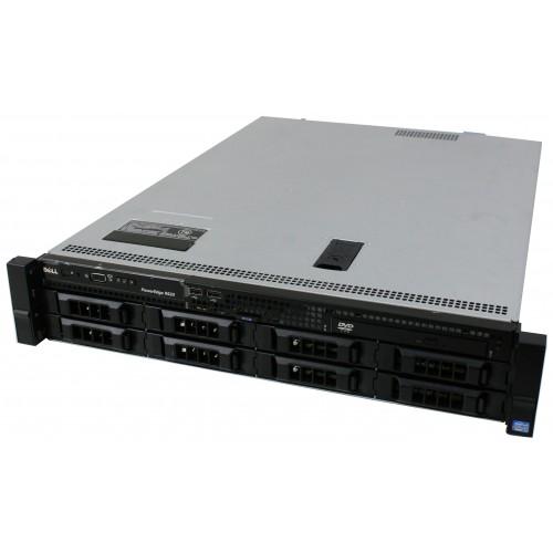 Dell R620 2x E5-2640v2 64GB RAM - R620-SFF-COMPLETE