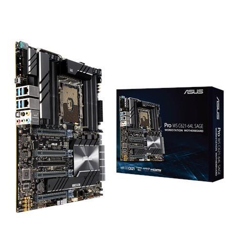 Płyta główna serwerowa C621 S3647 CEB/PRO WS C621-64L SAGE ASUS