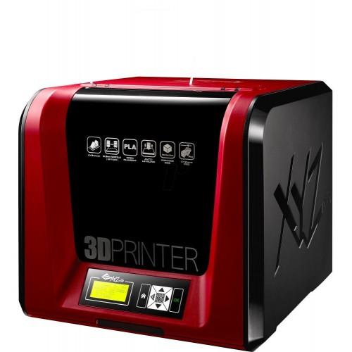 Drukarka 3D XYZPRINTING Technology Fused Filament Fabrication da Vinci Jr. 1.0 Pro size 42 x 43 x 38 cm 3F1JPXEU01B