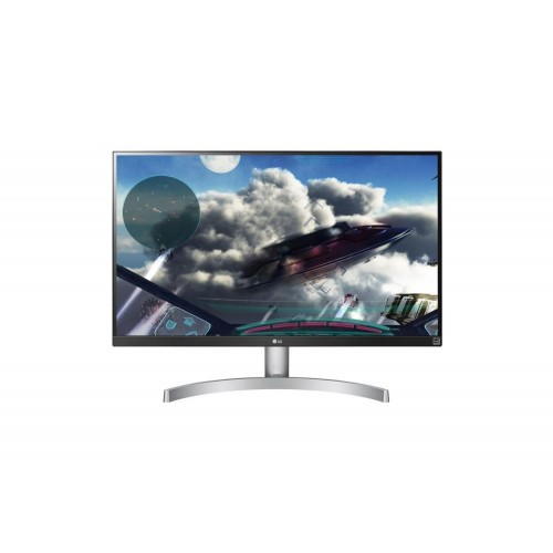 "Monitor LCD LG 27UL600-W 27"" 4K Panel IPS 3840x2160 16:9 60Hz 5 ms Tilt 27UL600-W"
