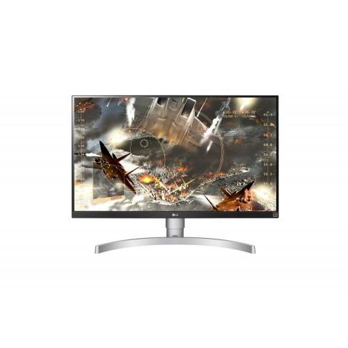 "Monitor LCD LG 27UL650-W 27"" 4K Panel IPS 3840x2160 16:9 60 Hz 5 ms 27UL650-W"