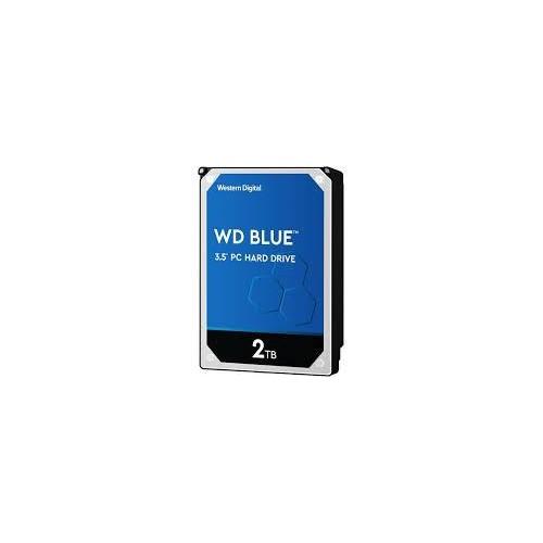 """Dysk Twardy HDD WD Blue 2TB SATA 3.0 256 MB 5400 rpm 3,5"""" WD20EZAZ"""