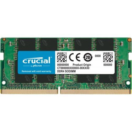 Pamięć RAM SO-DIMM 8GB PC25600 DDR4 CT8G4SFRA32A CRUCIAL