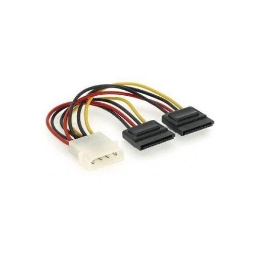 Kabel zasilający SATA X2 15CM/CC-SATA-PSY GEMBIRD