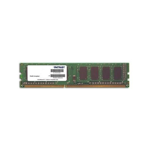 Pamięć RAM DIMM 8GB PC12800 DDR3 PSD38G16002 PATRIOT