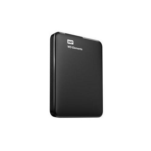 Dysk Twardy zewnętrzny HDD WD Elements Portable 4TB USB 3.0 Colour Black WDBU6Y0040BBK-WESN
