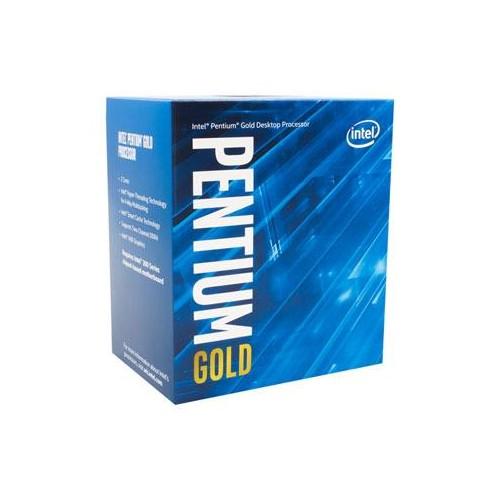 CPU INTEL Pentium Gold G5600 Coffee Lake 3900 MHz Cores 2 4MB Socket LGA1151 54 Watts GPU UHD 630 BOX BX80684G5600SR3YB