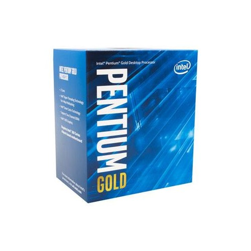 CPU INTEL Pentium Gold G5500 Coffee Lake 3800 MHz Cores 2 4MB Socket LGA1151 54 Watts GPU UHD 630 BOX BX80684G5500SR3YD