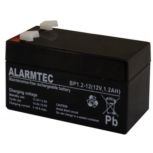 Akumulator 12V 1.2AH VRLA/BP1.2-12 ALARMTEC EMU
