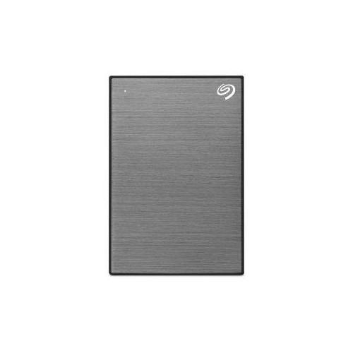 Dysk Twardy zewnętrzny HDD SEAGATE Backup Plus Slim 2TB USB 3.0 Colour Space Gray STHN2000406